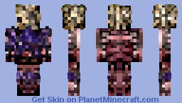 Fungi from Yuggoth Minecraft Skin