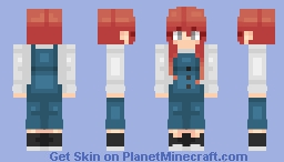 so i kinda left for like 10 months.. Minecraft Skin