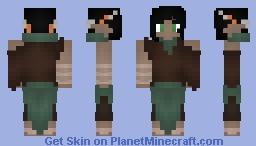 [LoTC] Request #17 Minecraft Skin