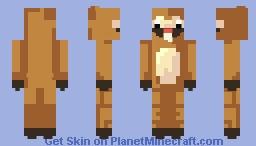 Ze Doof. Minecraft Skin