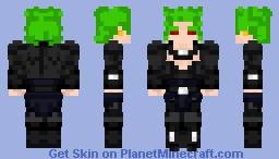 Broly (Absalon) Minecraft Skin