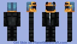 [Durarara!!] Celty Sturluson Minecraft Skin