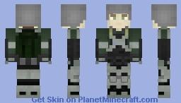 Tom Cruise (Edge of Tomorrow) Minecraft
