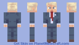 Unfixable Minecraft Skin