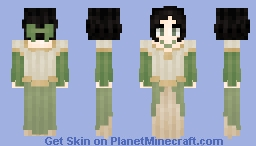 ⊰ Spanish Green Noble ⊱ Minecraft Skin