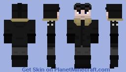 WWI German Pilot Minecraft Skin