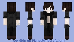Somber // Requested! Minecraft Skin
