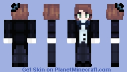 I lost a bet to a guy in a chiffon skirt Minecraft Skin