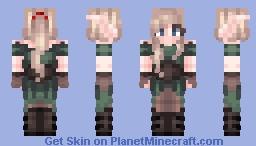 Elven Jedi Minecraft