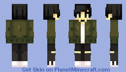 basic Minecraft Skin