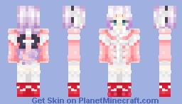 kanna kamui kobayashi-san chi no maid dragon Minecraft Skin