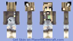 Cacti Minecraft Skin