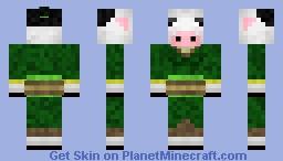 Moolinda Wu - Wizard 101 Minecraft Skin