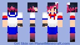 Music Club Leader Minecraft Skin