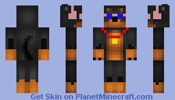 DJ Dog Minecraft Skin