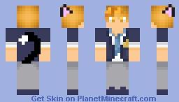 kai Minecraft Skin