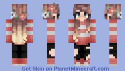Girl Minecraft
