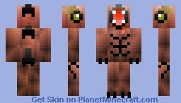 Gug [Lovecraft submission] Minecraft Skin