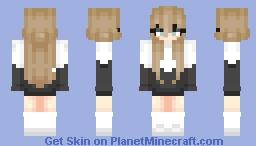 ~ωιℓℓσω~σνєяѕιzє∂ ѕωєαтєя~ Minecraft Skin