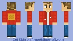 Skin for a friend. Minecraft Skin