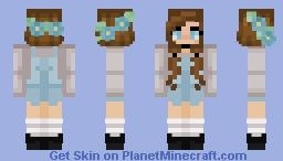 shut UP, heather! Minecraft Skin