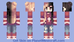 One Year // Minecraft Skin