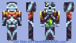 Storm Master [Terranigma] Minecraft Skin