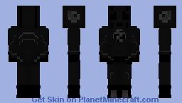 Zoom CW Minecraft Skin