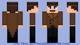 Detective + Murderer   Murder Mystery Minecraft Skin