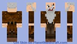 Old half-blind pirate captain | exsilit's skin Minecraft Skin