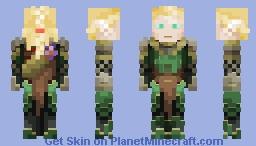 ~Mirkwood Legolas~ Minecraft Skin
