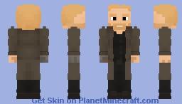 Donald Pierce(Logan) Minecraft Skin