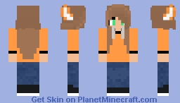 Sis request Minecraft Skin