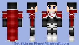 Godfall Superman Minecraft Skin