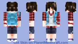 ◊Junpei Tenmyouji◊ [999] Minecraft Skin