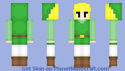 Toon Link - The Legend of Zelda Wind Waker, Four Swords, Phantom