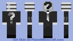 Anonymous Mister E. Minecraft Skin