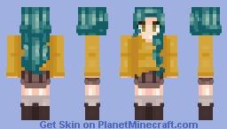 something simple Minecraft Skin