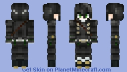 ◊Never lie to someone who trusts you. Never trust someone who lies to you.◊ [Yūichirō Hyakuya OnS] Minecraft Skin