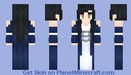 Do I get a star for trying? Minecraft Skin