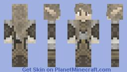 Female Elven Adventurer Minecraft