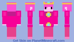 🍬Prince Gumball🍬||Ooh Candy Minecraft Skin