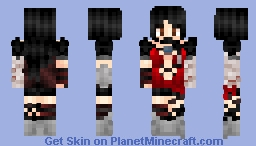 Velvet Crowe [Request] Minecraft