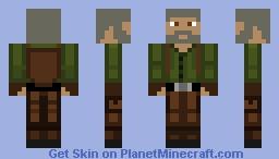 Old Anventurer Minecraft Skin