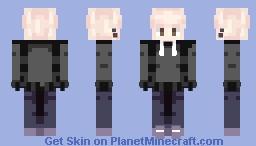 Suga BTS! (Lophii) Minecraft Skin