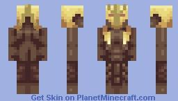 THE OBSIDIAN PHARAOH (NYARLATHOTEP): LoveCraft Minecraft Skin