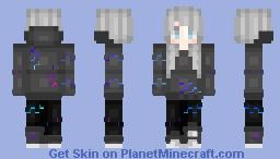 Matching Skin in Description Minecraft
