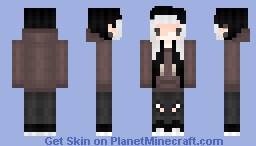 bleh, edit of a skin i guess Minecraft Skin