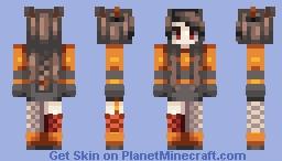 😈Zombie Girl😈 Popreel! Minecraft
