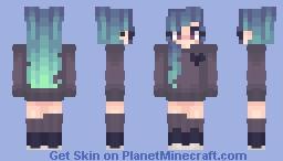 simple colors Minecraft Skin